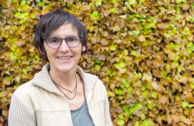 Vorstandssprecherin Sandra Nossek